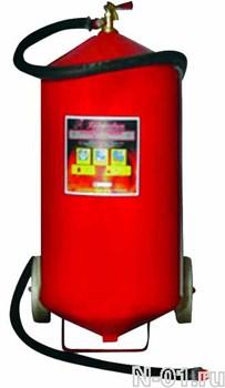 Огнетушитель порошковый ОП-100 (з) АВСЕ