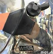 Основа (правая) для крепления зацепов маски на шлем MSA Gallet F1S (SA)