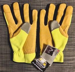 Лёгкие эластичные перчатки YOUNGSTOWN для аварийно-спасательных работ