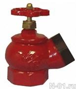 Клапан чугун угловой КПЧ-50 (муфта-цапка)
