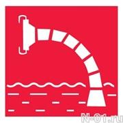 Пожарный водоисточник (пленка)