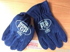 Перчатки пожарные трехслойные SHELBY FDP (США). Сертификат NFPA. Размер XXL (12)