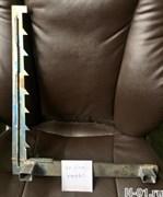 Крюк титановый на 2 ступеньки для лестницы штурмовки (пожарно-прикладной спорт)