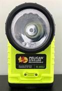 PELICAN 3765 LED. Индивидуальный светодиодный пожарный влагозащищенный фонарь (аккумулятор в комплекте)